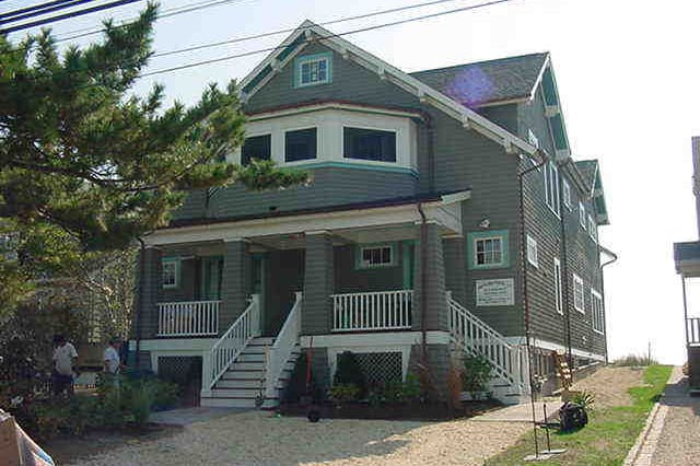 This waterfront home on Fairfield Beach Road sold for $2.45 million last week.