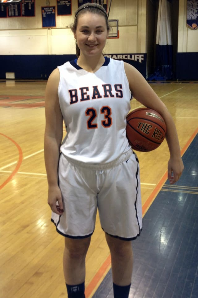 Briarcliff High School girls' basketball star Summer Horowitz is The Briarcliff Daily Voice Athlete of the Month for January.
