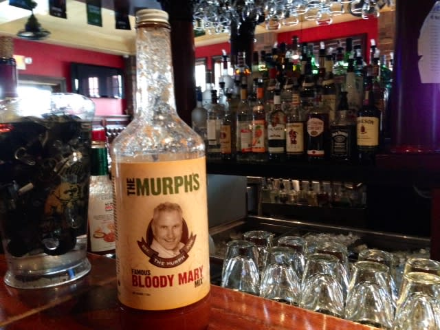 Murph's Bloody Mary Mix is a favorite at Molly Spillane's.