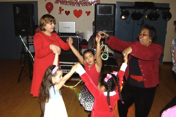 Greenburgh families can celebrate Valentine's Day this year with the Annual Parent-Child Valentine's Dance on Friday.