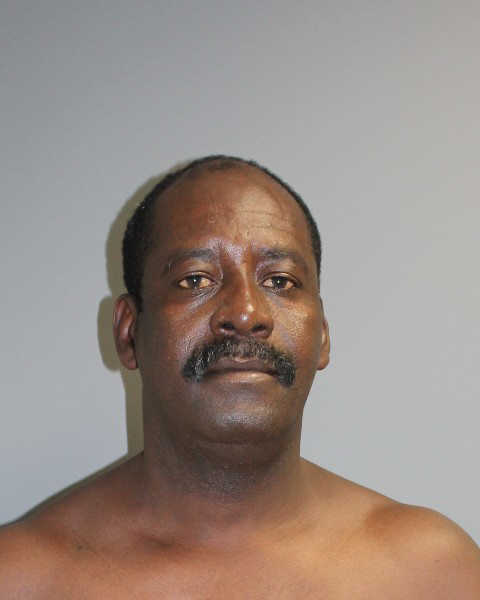 Louis Azolin, 59, was arrested Sunday for allegedly trying to stab his sister.