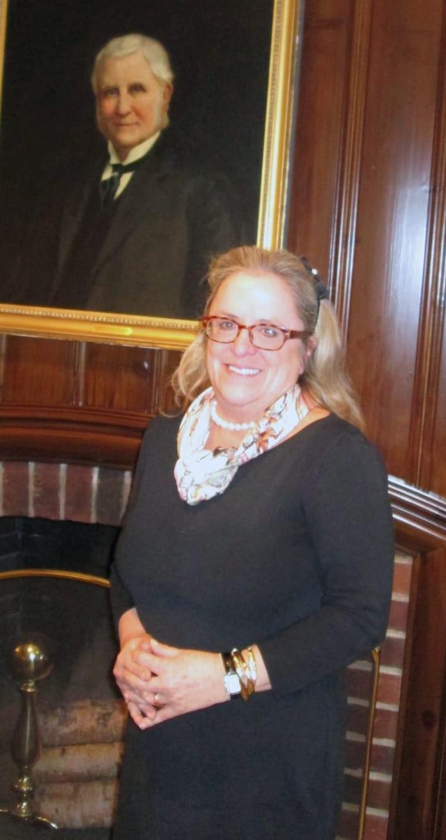 Bronxville Mayor Mary Marvin