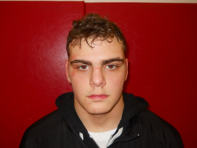 Yonkers' wrestler Joe Marji finished third Saturday earning a berth in the Section 1 Large School Wrestling Championships.