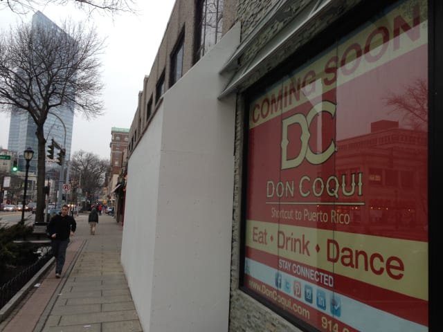 Don Coqui purchased 105 and 107 Mamaroneck Ave. in White Plains in September 2012, and will combine them to open its second Westchester restaurant.