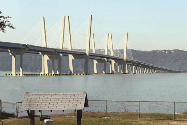 A new $3.9 billion Tappan Zee Bridge is planned for Tarrytown.