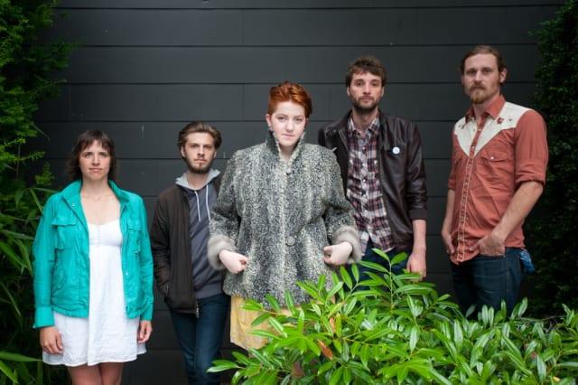 Joy Kills Sorrow will kick off the Lewisboro Library's folk concert series Saturday night.