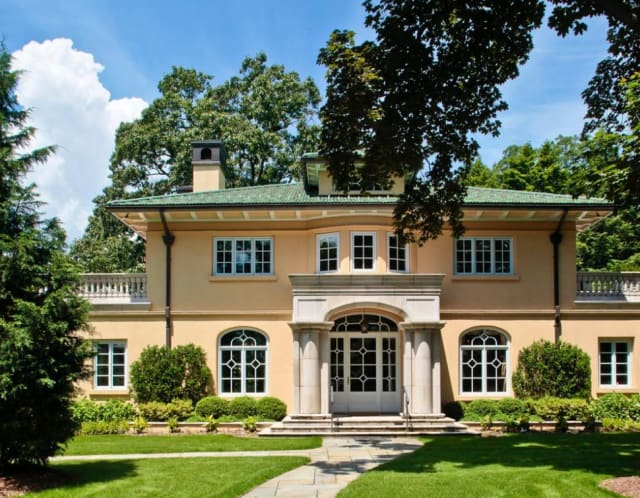 This Bronxville home is selling for nearly $4 million.