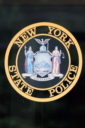 New York State Police are urging motorists to stay off the roadways on Friday due to the expected winter storm.