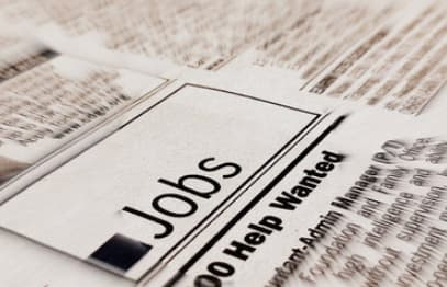 There are several job opportunities around Eastchester and Bronxville this week.