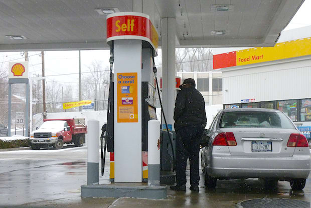 Cold weather and a tight fuel supply means gas prices in Greenburgh will continue to rise.