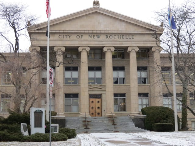 The New Rochelle City Council will meet Tuesday at City Hall.
