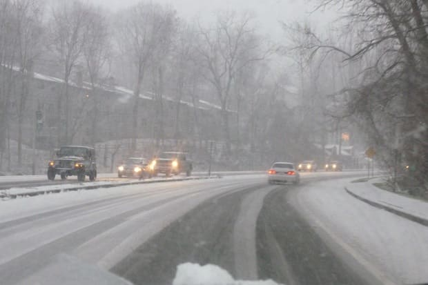 Con-Ed says it is mobilized for any power outages that could occur in Westchester County as a result of the snowstorm.