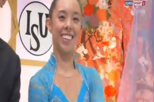 Redding's Brooklee Han finishes 12th on Sunday at the Four Continents Figure Skating Championships in Osaka, Japan.
