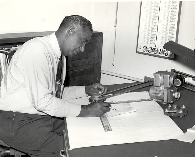 Frederick McKinley Jones was an African-American inventor whose innovations in refrigeration revolutionized the shipping of perishable foods.