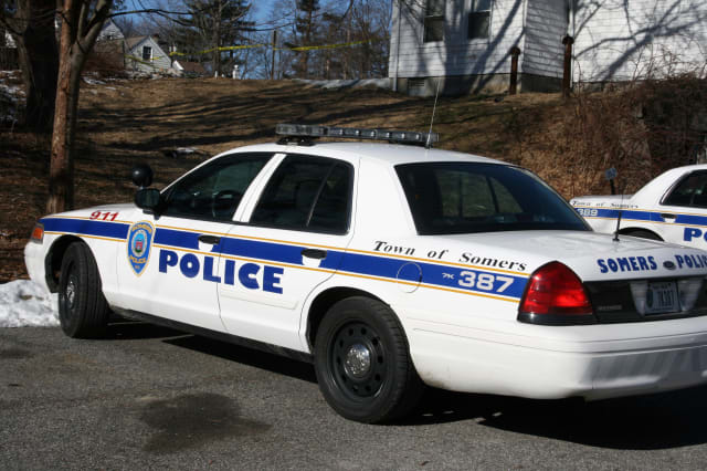 Somers Police reported several incidents this week.