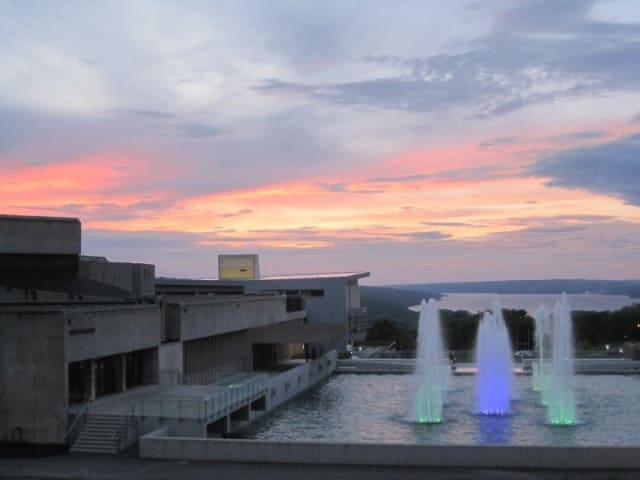 Two Scarsdale students were named to the Dean's List at Ithaca College.