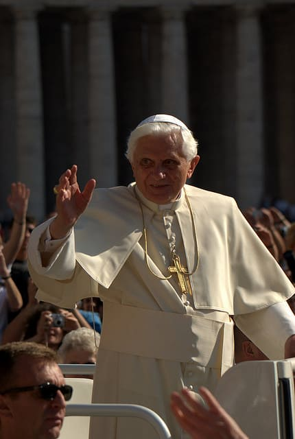 Pope Benedict XVI's announcement that he would resign on Feb. 28 shocked many around the world, including those in Yonkers.