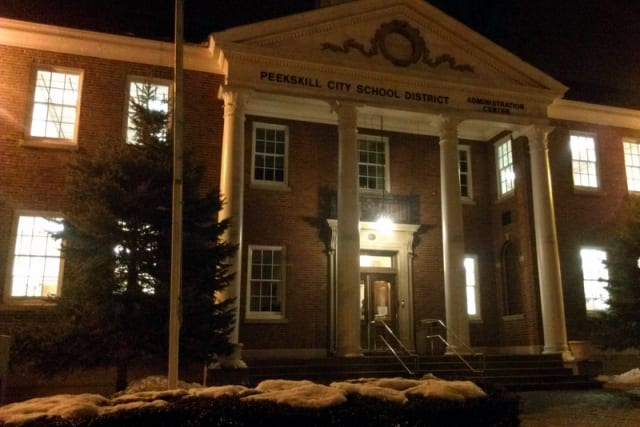 The Peekskill City School District has no snow days left this year thanks to two big storms.