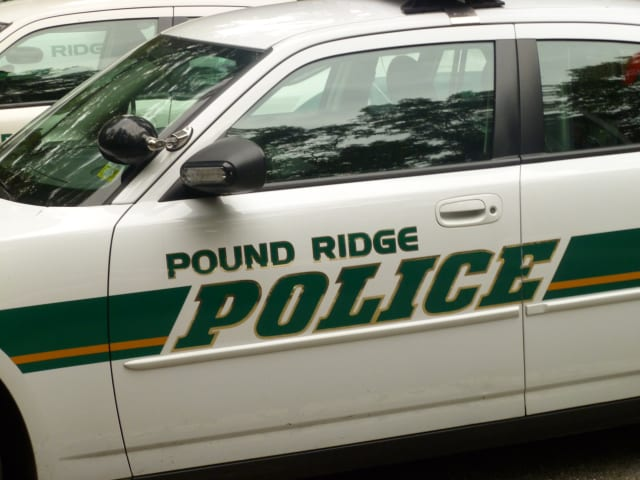 Pound Ridge police charged a Newtown, Conn. man with aggravated unlicensed operation of a motor vehicle - a misdemeanor - last week.