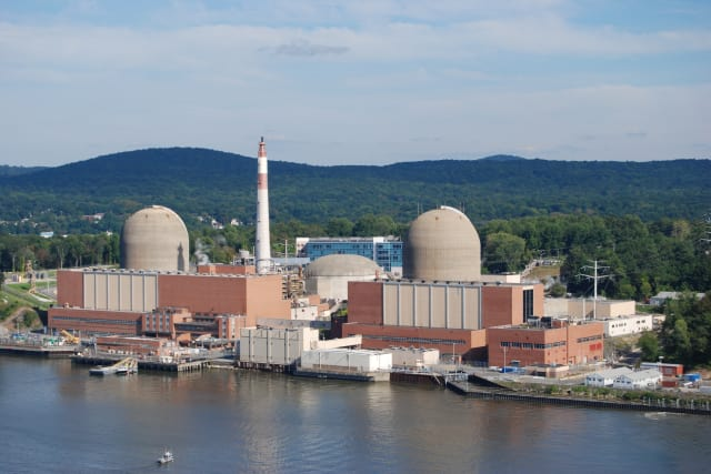 Indian Point Unit 2 was shut down unexpectedly, Wednesday afternoon. There was no release of radiation.