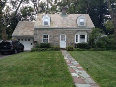 Several properties, like this three-bedroom Cape Cod, are holding open houses in Greenburgh this weekend.