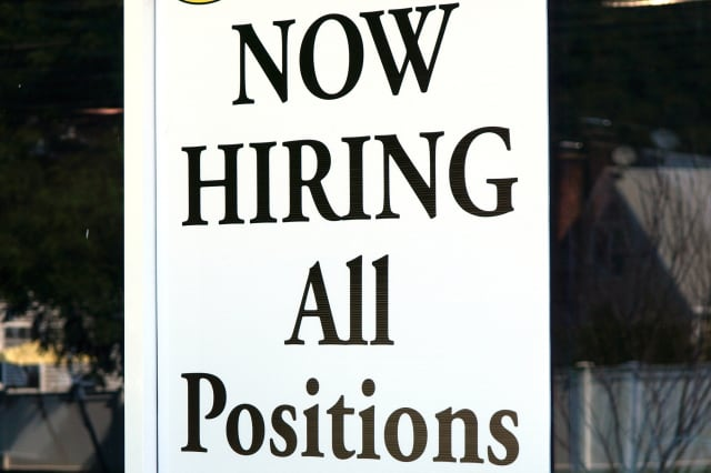 Looking for a job? Here are some listings from New Canaan and area employers.
