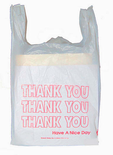 Tuckahoe will consider legislation that could ban plastic bags in the village.
