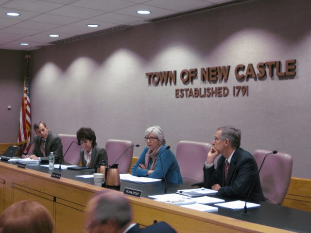 The New Castle Town Board will lean on the newly appointed Master Plan Steering Committee for guidance in updating the 1989 Master Plan.