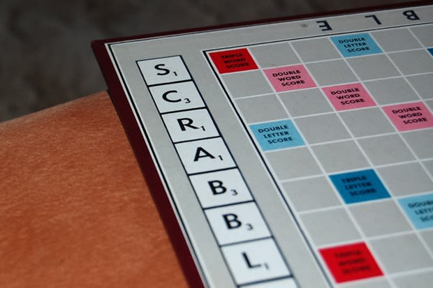 Scrabble games are being organized by Moms in Weston.