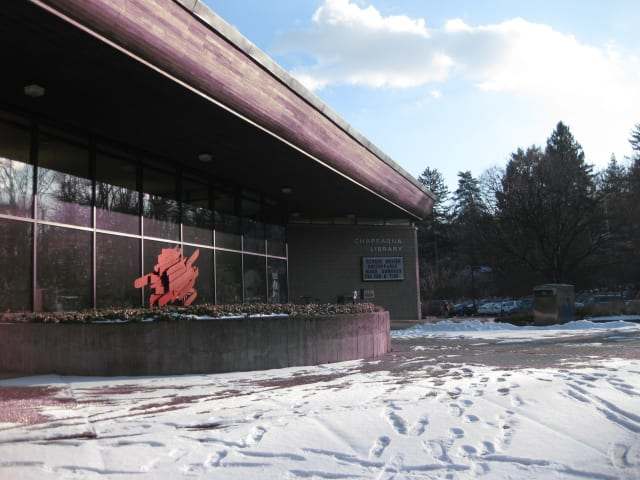 The Chappaqua Public Library is host to several events this weekend.