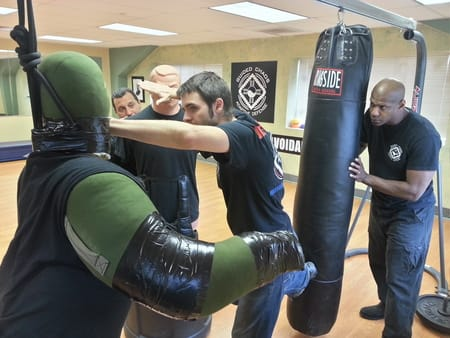 Guided Chaos will offer discounted self-defense classes this weekend at its Elmsford training center.
