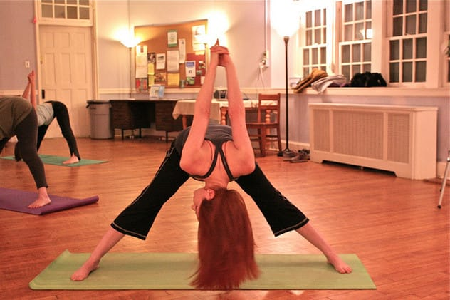 The Ossining Public Library will host a free beginner yoga session on Saturday as one of the highlights of events this weekend in Ossining and Briarcliff Manor.