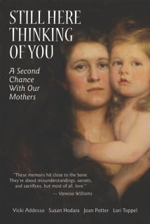 "Eastchester resident Vicki Addesso is one of four authors of the recently published book, ""Still Here Thinking of You: A Second Chance With Our Mothers."""