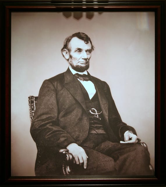 A discussion on the assassination of President Abraham Lincoln is just one of the events happening in Yonkers this week.