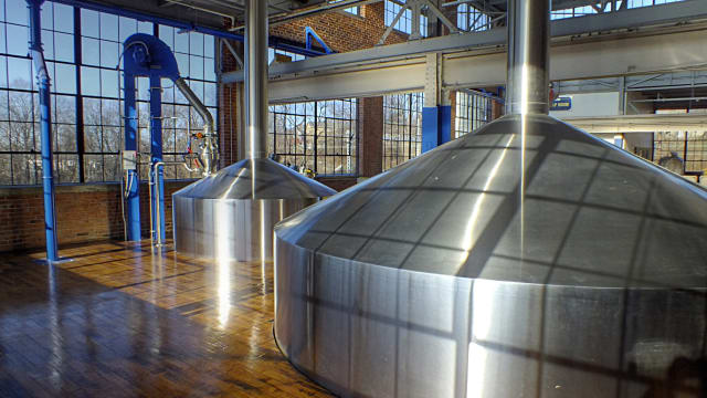 Two Roads Brewing Company is Fairfield County's largest brewery and brewpub.