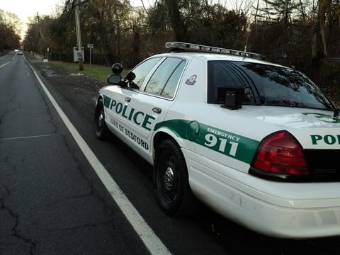 Ira M. Katz, 61, of Bedford Hills was charged driving while intoxicated Saturday, Bedford Police said.