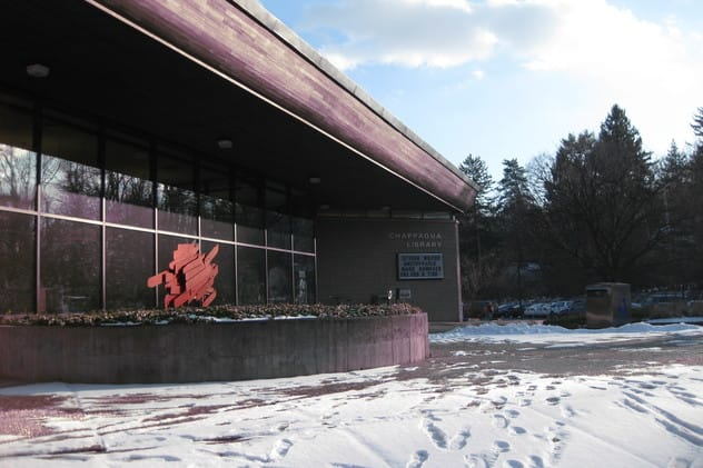 There are several events at the Chappaqua Public Library this weekend.