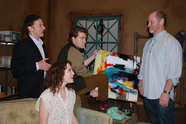 """Ten Unknowns"" opens at Croton Falls' Schoolhouse Theater Thursday."