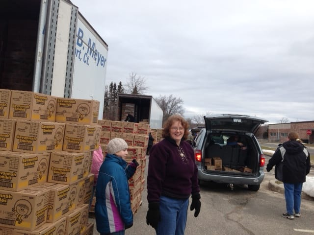 Girl Scouts from across Fairfield County are ready to dole out cookies.