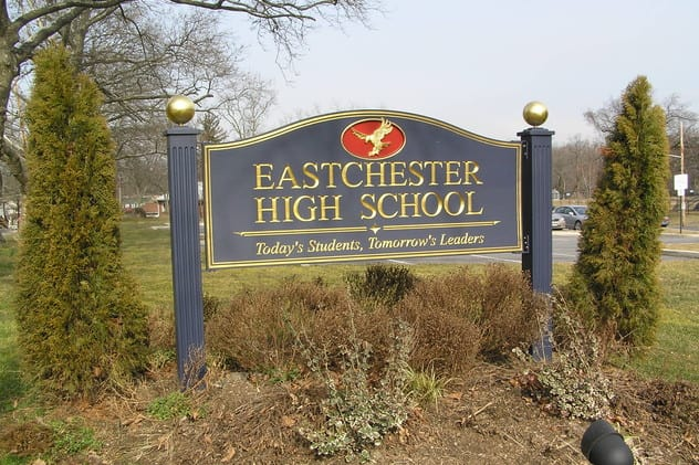 The Eastchester School District is reaching out to local officials to ease the financial burden on schools.