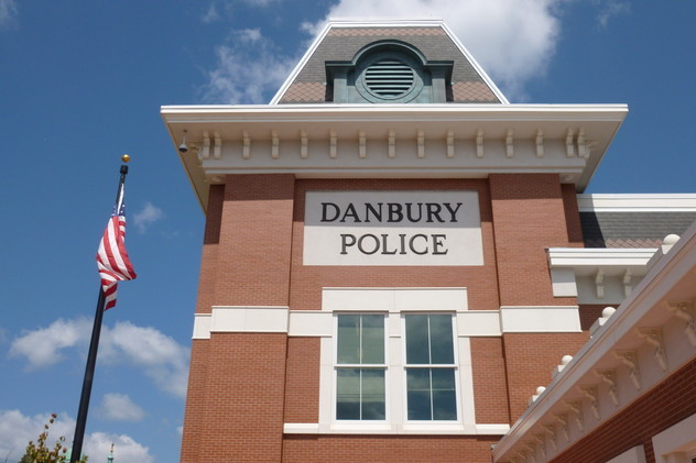 The Danbury Police ask that residents call if they have concerns for their safety or the safety of the community.