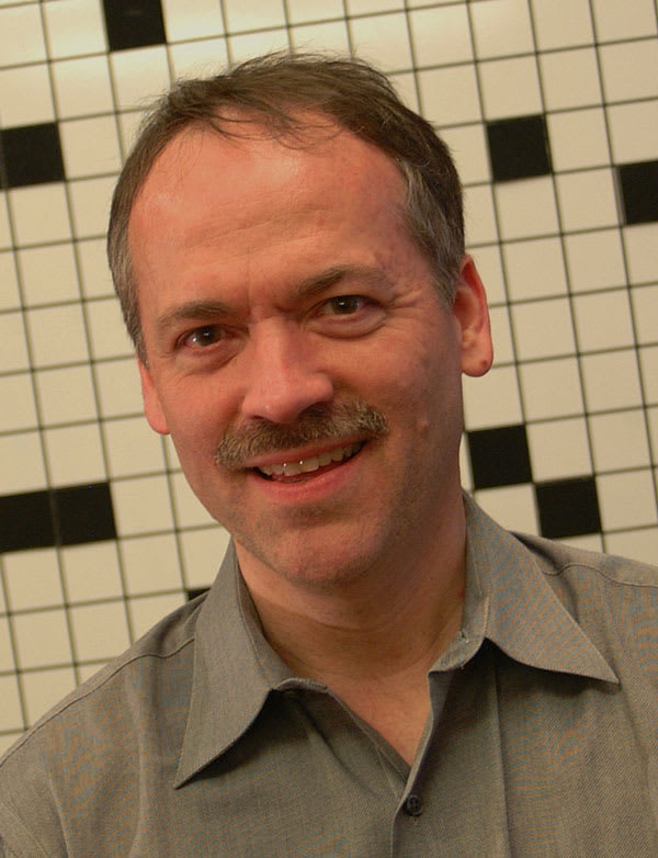 Will Shortz of Pleasantville will host his famous American Crossword Puzzle Tournament this weekend.