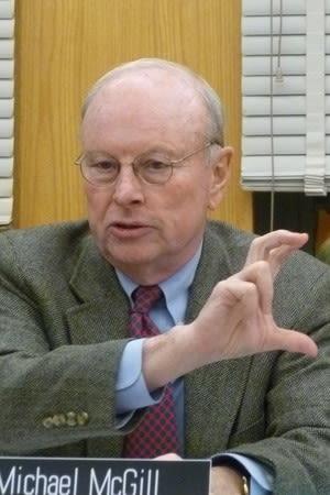 Scarsdale Public Schools Superintendent Michael McGill
