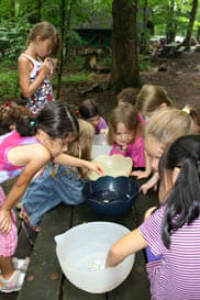 Camp Aspetuck in Weston offers one- and two-week day camp sessions for girls.