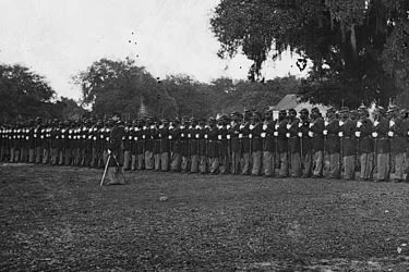 Connecticut's 29th Regiment was one of the all-black units from the state to serve in the Union Army during the Civil War, and will be the focus of a talk in Easton Saturday.