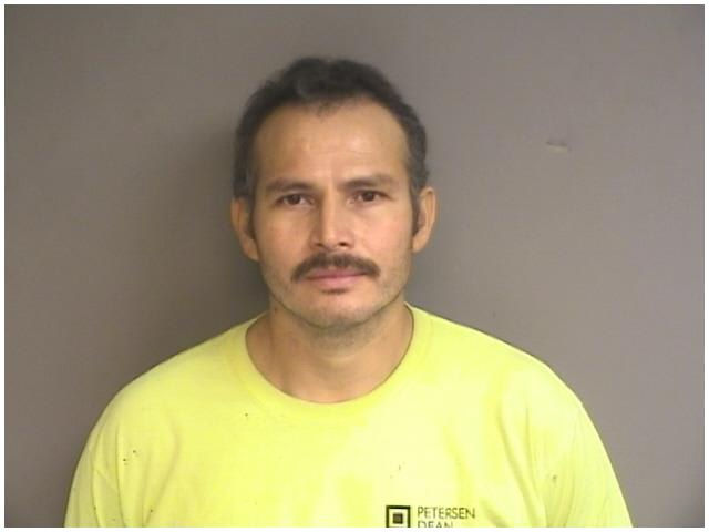 Adelino Vega-Dubron, 36, was charged with sexually assaulting his 4-year-old niece in Stamford.