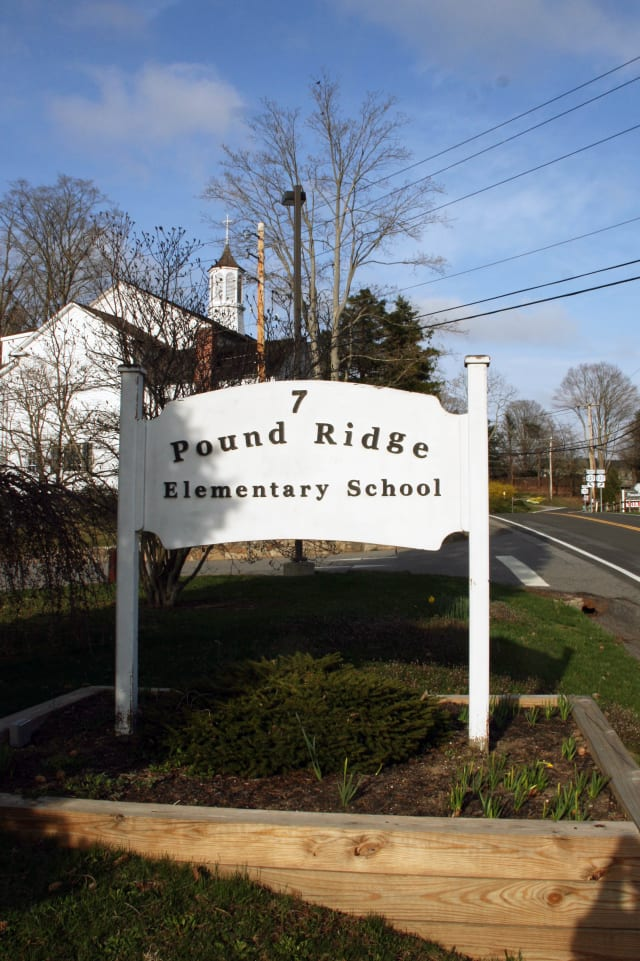 A number of fundraisers for the Pound Ridge Elementary School are coming up.