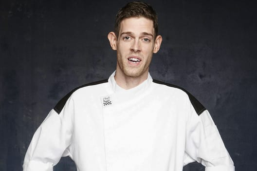 "Dan Ryan, a sous chef at the Hotel Beacon in New York City and a former chef at X20 in Yonkers, is competing on Season 11 of ""Hell's Kitchen."""