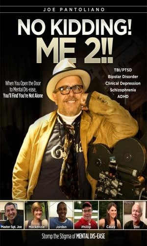 "Actor Joe Pantoliano will be in Wilton Tuesday to screen his documentary film ""No Kidding, Me Too!"""