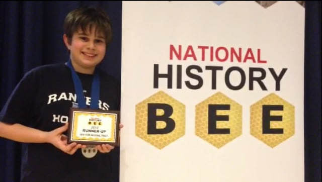Eastchester student Matthew DeMarco will compete in the national finals.